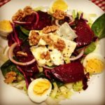 Exberliner Column: Celebratory End of Winter Salad