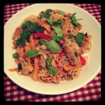 Exberliner Column: Takeaway Chinese Noodles