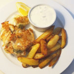 Exberliner Column: 'English Style' Fish and Chips