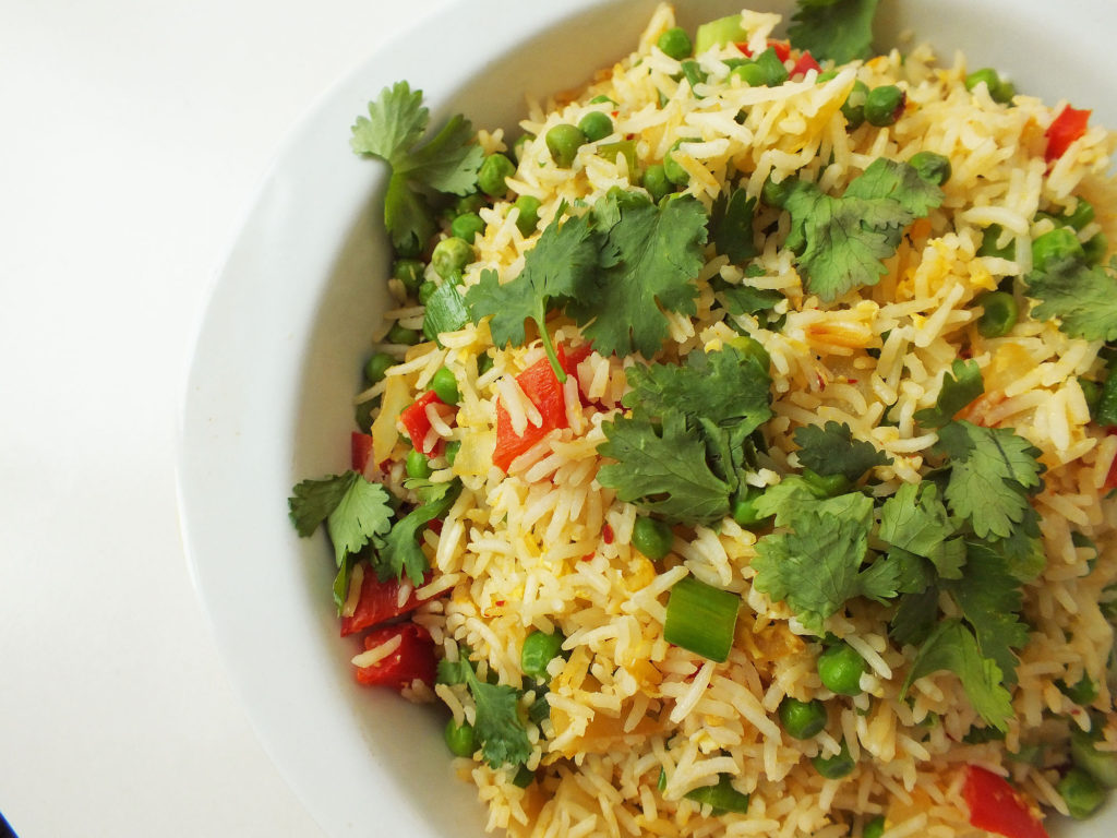 simple_egg_fried_rice