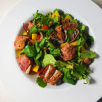 Exberliner Column: Coriander and Mango Duck Salad
