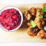 Exberliner Column: Pork Stuffing and Cranberry Sauce