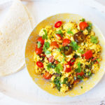 Mexican Style Scrambled Eggs