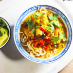 Chicken Khao Soi (Northern Thai Curry)