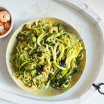 Courgetti with Avocado and Cashew Pesto