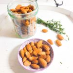 Paprika and Thyme Roasted Almonds