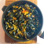 Mussel and Saffron Risotto